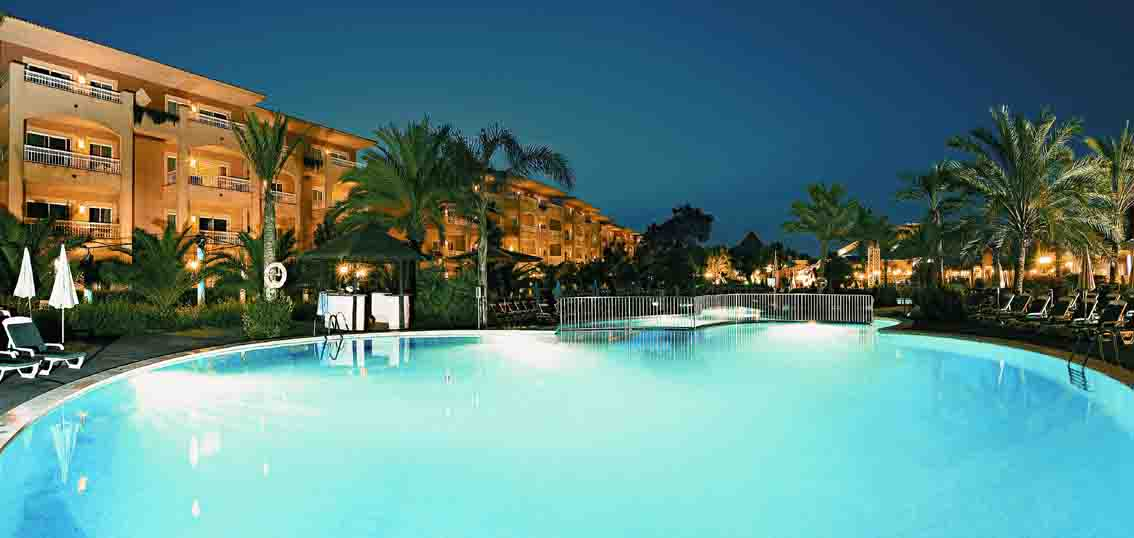 Mallorca. Bucht von Alcudia. Aparthotel  Viva. Blue Foto: ITS/ DER Touristik
