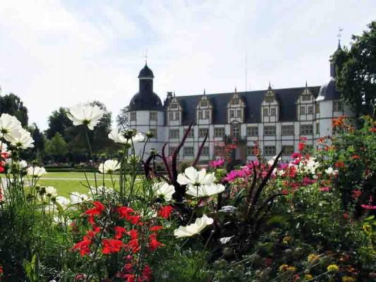 Schloss Neuhaus in Paderborn. Foto: LWL
